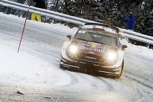 WRC Rallye Monte Carlo: Sebastien Ogier klar auf Siegkurs