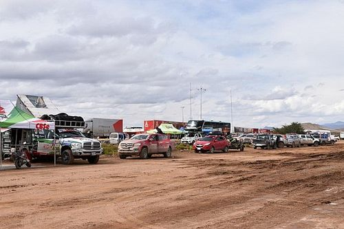 Tupiza, il girone dantesco boliviano della Dakar