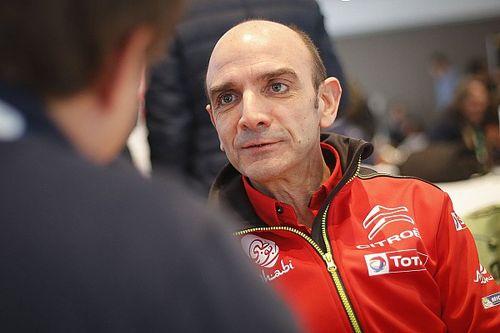 """Budar chez Citroën : """"J'ai dû renforcer l'esprit d'équipe"""""""