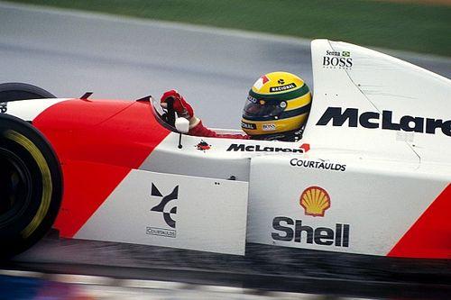 """Donington 1993: O dia em que Senna se sentiu """"imparável"""" na F1"""
