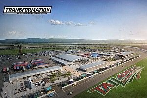 Talladega Superspeedway to undertake $50 million infield renovation
