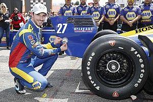 Alexander Rossi conquista la terza pole stagionale a Mid-Ohio