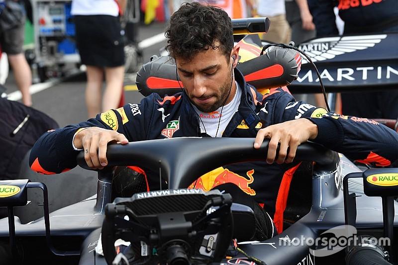 Ricciardo: Red Bull'dan ayrıldım çünkü buna ihtiyacım vardı