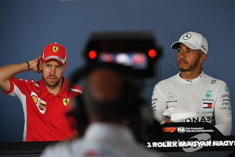 ÉLŐ F1-ES MŰSOR: Hamilton kezd elhúzni, bajban a Ferrari, készülhet a modern Hungaroring
