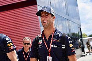 ريكاردو سيحصل على مهندس سباقات جديد حال بقائه مع ريد بُل في 2019