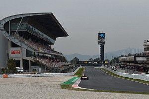Jadwal pembalap tes F1 Barcelona kedua