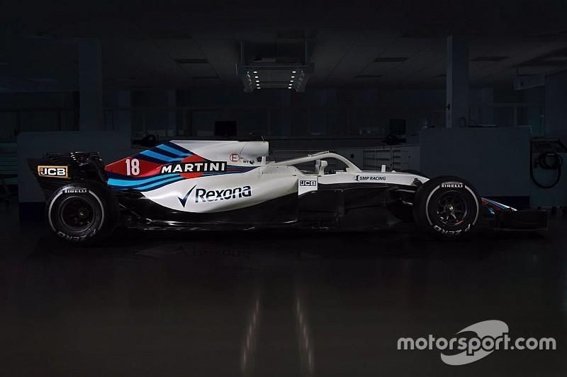 Williams, 2019 renk düzenini 11 Şubat'ta tanıtacak, yeni isim sponsorunu açıklayacak