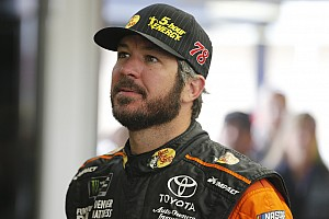 NASCAR Cup Breaking news Martin Truex Jr. still looking to end his short track victory drought