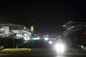スーパー耐久、24時間レース開催を見据えFSWで夜間走行テストを実施