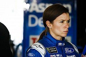 "Danica Patrick claims last year in NASCAR ""felt like a grind"""