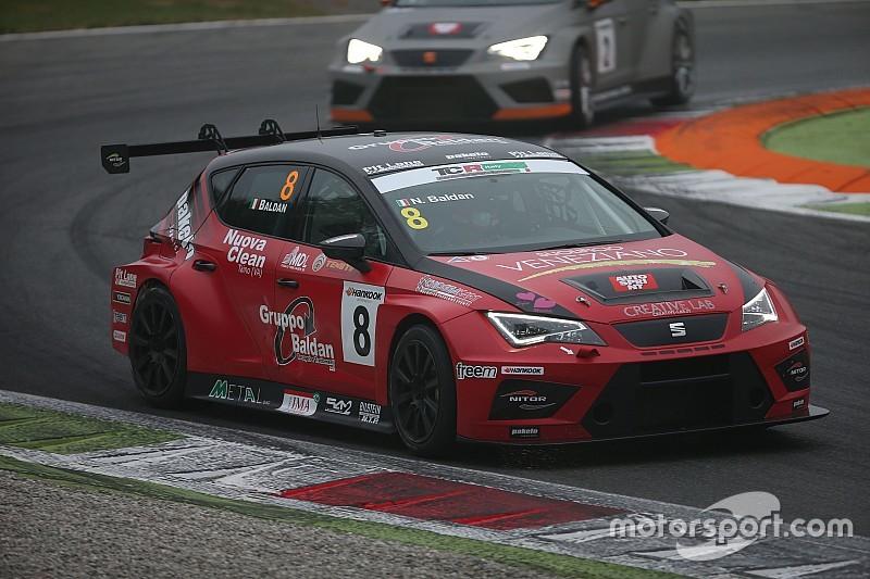 Nicola Baldan si impone in una Gara 2 ad eliminazione
