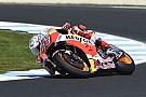Marquez firma la pole a Phillip Island, Dovizioso è solo 11esimo