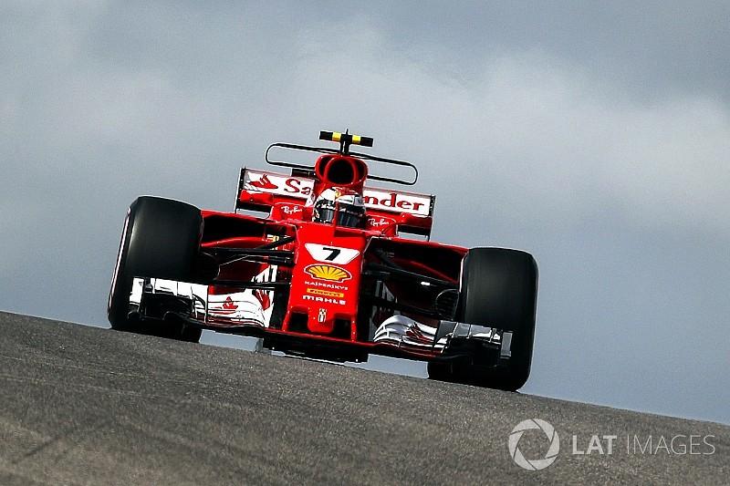 """Raikkonen werd verrast door Verstappen: """"Geen idee wat er gebeurde"""""""