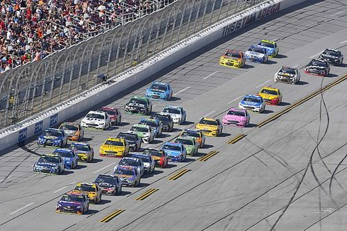 Was Talladega the one that got away for Denny Hamlin?