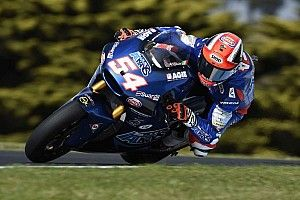 Moto2豪州予選:パシーニ今季5回目のPP。中上は7位で終える
