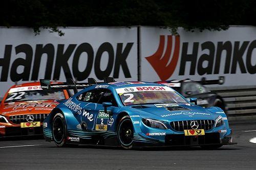 DTM Zandvoort 2018: Ergebnis, 1. Rennen