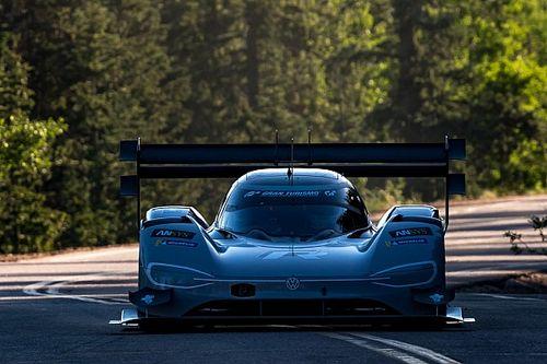 Volkswagen am Pikes Peak: Fällt doch nicht nur der Elektrorekord?