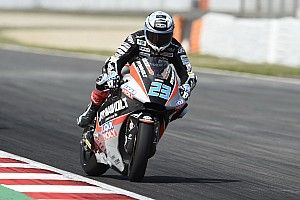 FP2 Moto2 Ceko: Schrotter kuasai hari pertama, Oliveira tercecer