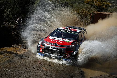 Fotogallery WRC: gli scatti più belli del Rally del Messico 2018