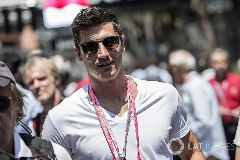 """Futbolista estrella revela """"ambición"""" de correr en Dakar"""