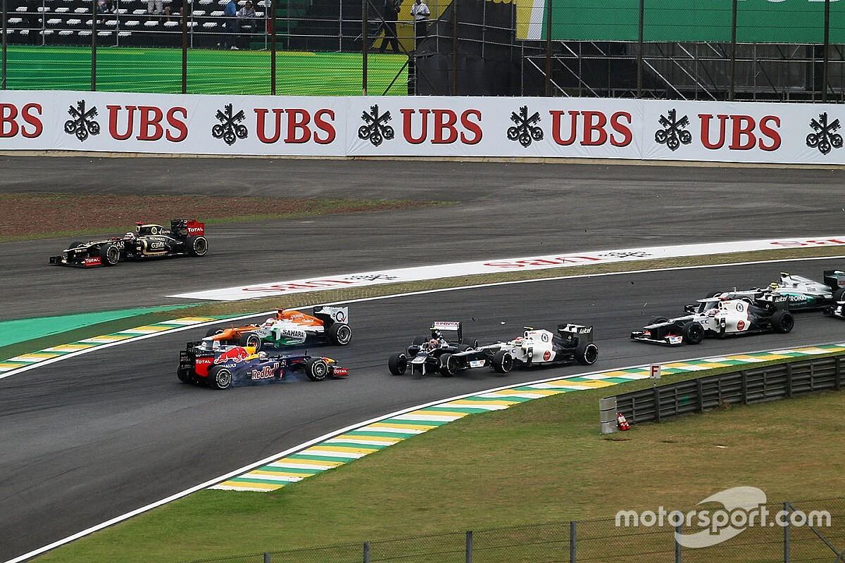 Akár centiken múlhatott Alonso 2012-es címe Vettel ellen: íme a videó