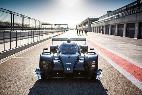 GALERÍA: pruebas del prototipo Dallara BR1 LMP1