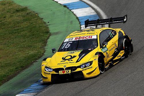 DTM Hockenheim: BMW voor Mercedes in tweede training