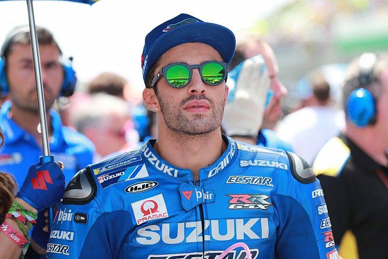 Suzuki se despide de Iannone, que va rumbo a Aprilia