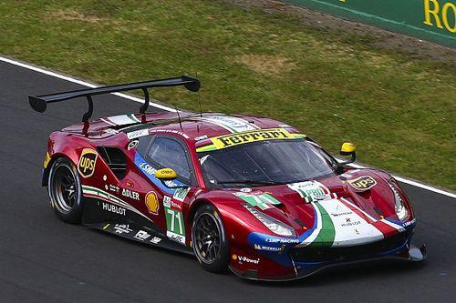 """Rigon: """"Buoni test per Le Mans, ma il BoP ci penalizza nelle velocità di punta"""""""