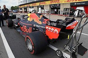 Renault обновила моторы на всех шести машинах, включая Red Bull
