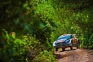 WRC Ogier n'était