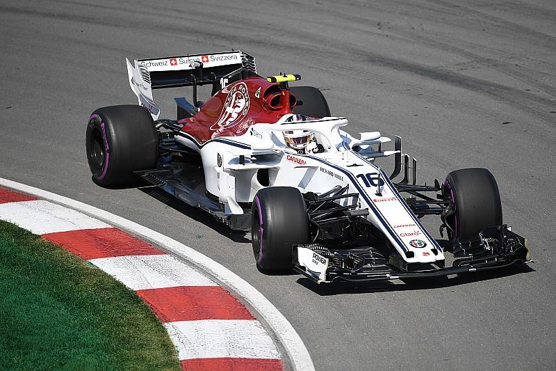 Leclerc, Montreal'da son bölüme kalmayı hedefliyor