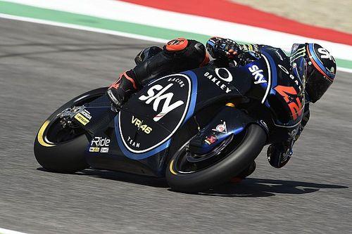 Moto2 Barcelona: Bagnaia maakt indruk in eerste oefensessie
