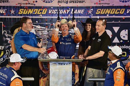 IndyCar Texas: Menang, Dixon kuasai puncak klasemen