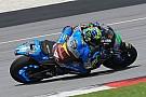 Morbidelli confessa emoção no capacete ao ver Rossi na pista
