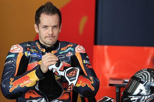Kallio tidak puas dengan kecepatan KTM