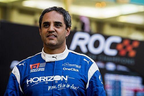 Montoya au départ des 24 Heures du Mans!