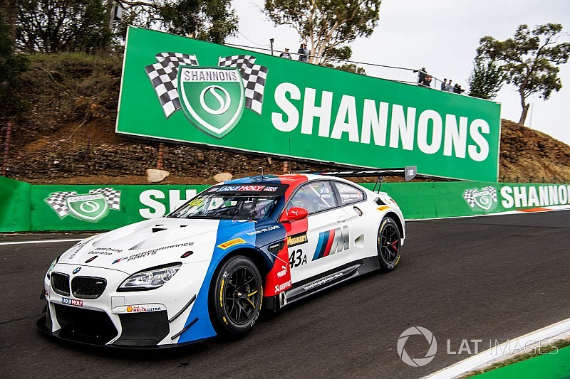Bathurst 12 Hour: Mostert puts Schnitzer BMW on pole