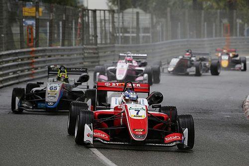 Ralf Aron remporte le Grand Prix de Pau
