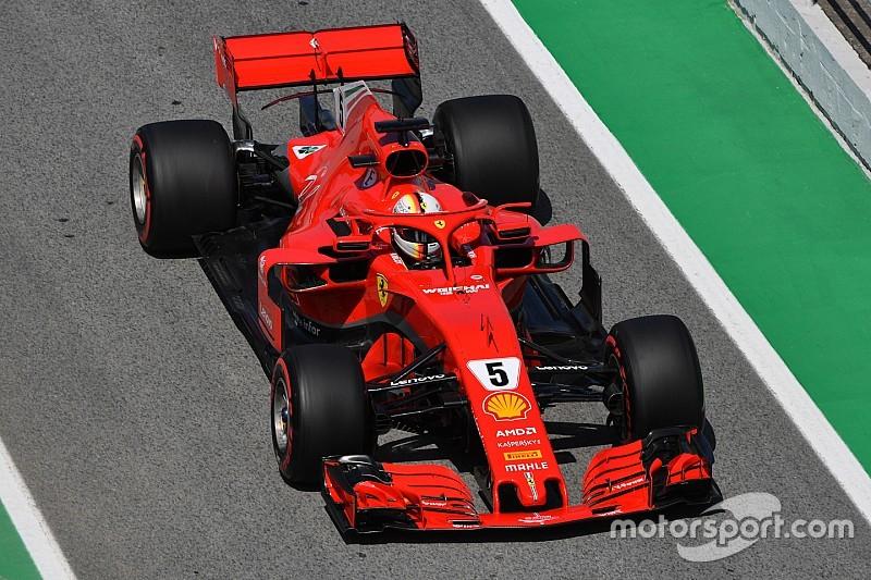 Vettel: Araca koyduğumuz güncellemeler çalışıyor