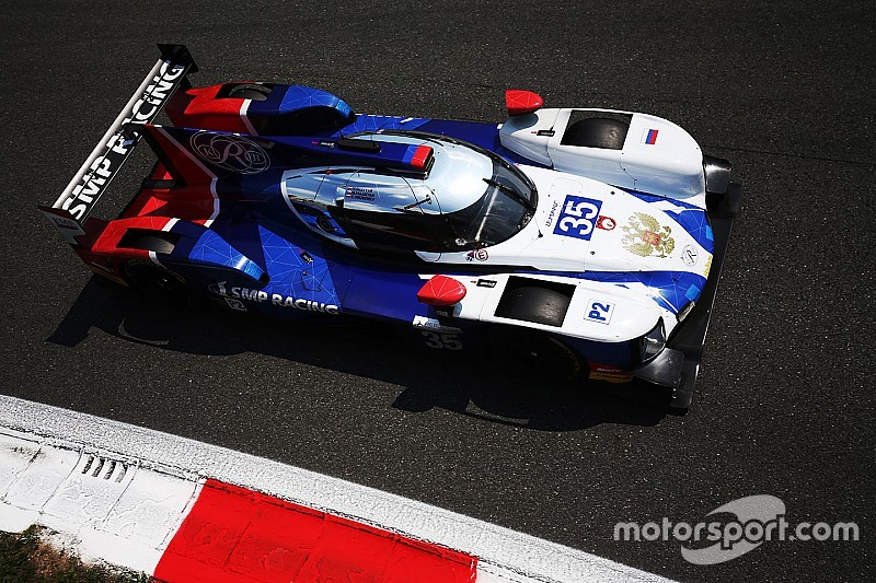 Ньюи и Нато войдут в состав третьего экипажа SMP Racing в Ле-Мане