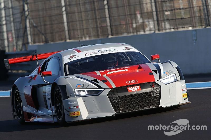Mugello, Libere 2: Treluyer e Baruch piazzano l'Audi R8 davanti alle Lamborghini