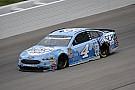 NASCAR Cup NASCAR: Kansas-Pole für Harvick bei Kenseth-Comeback