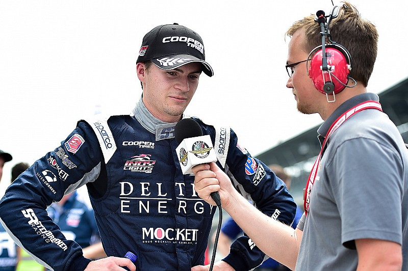Road America Indy Lights: Herta scores fourth straight win