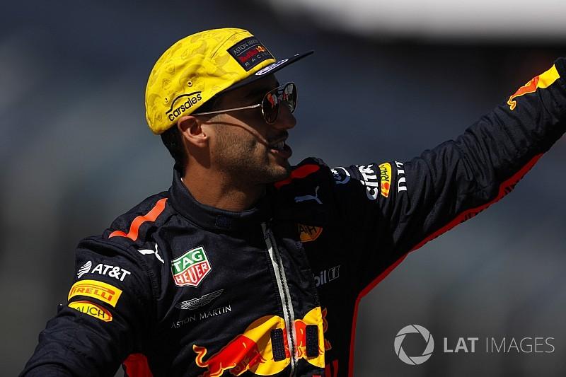"""Ricciardo: """"Quizá me vaya de Red Bull, pero siempre seré respetuoso"""""""