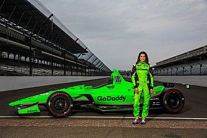 Livery revealed for Patrick's Indy 500 swansong