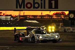 IMSA Race report Sebring 12h: Hr 9 – Action Express steals lead back from Taylors