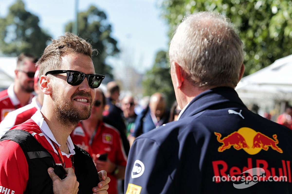 "Marko: ""Hamilton-Vettel kadrosu 'sansasyonel' olur"""