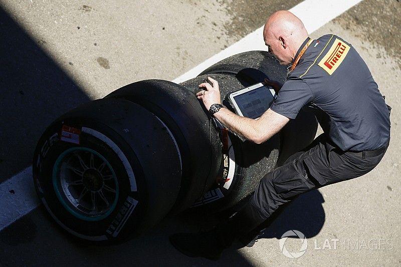 Топ-команды сделали одинаковый выбор шин на Гран При США