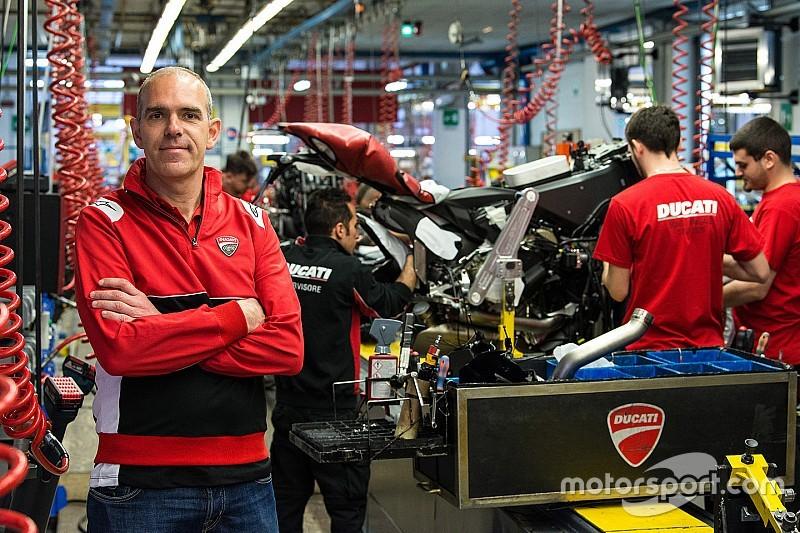 Superbike-Stratege Ernesto Marinelli verlässt Ducati